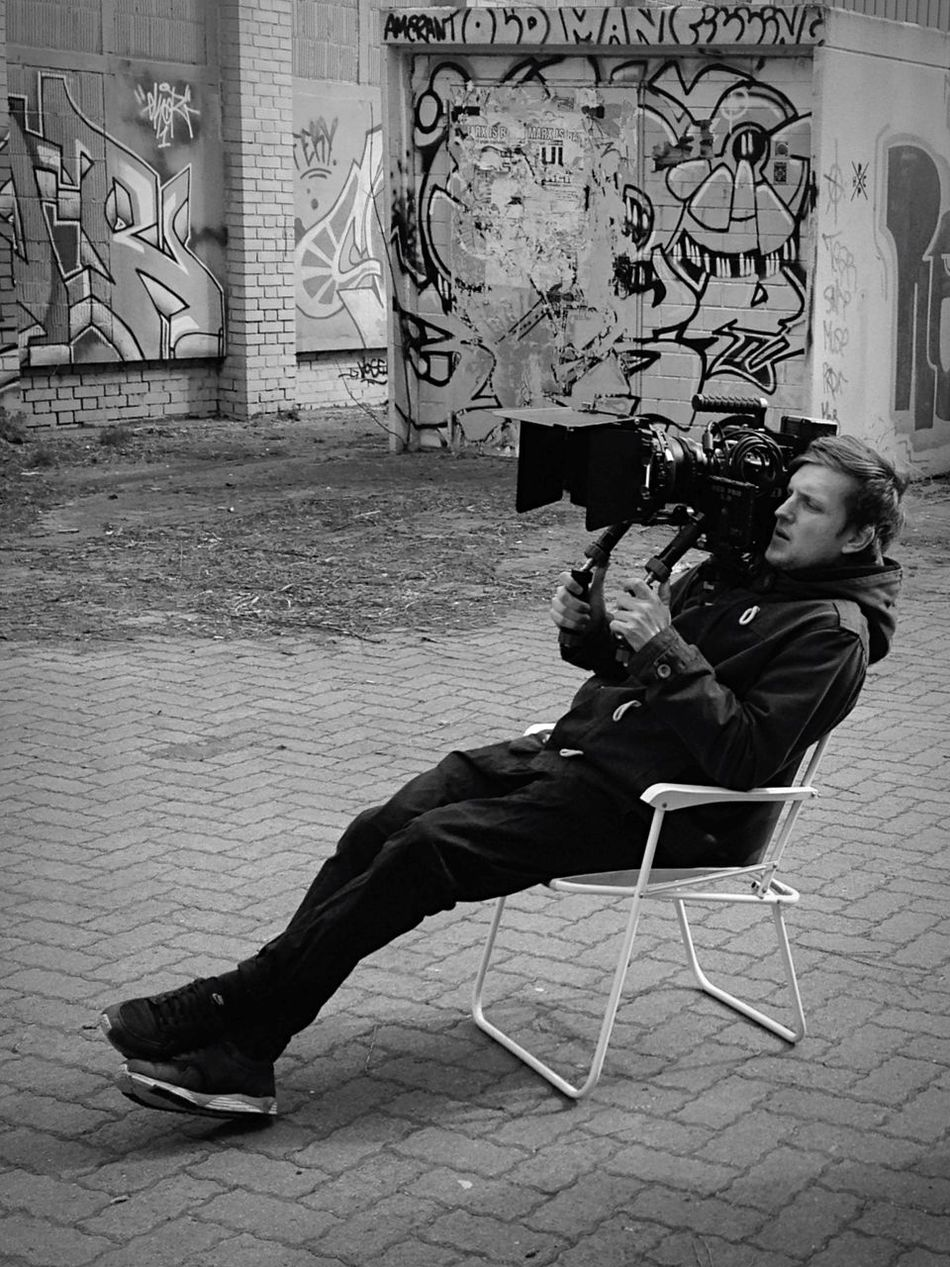 Live To Learn Studying Filmmaking Shades Of Grey Black And White Kunsthochschule Kassel