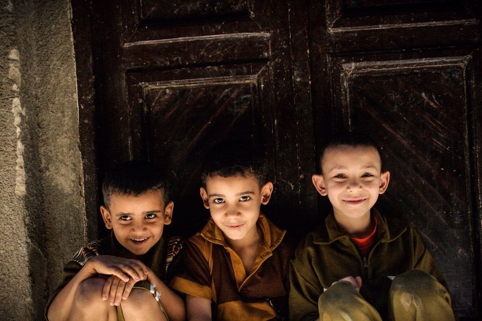 Beautiful stock photos of ägypten, portrait, child, boys, togetherness