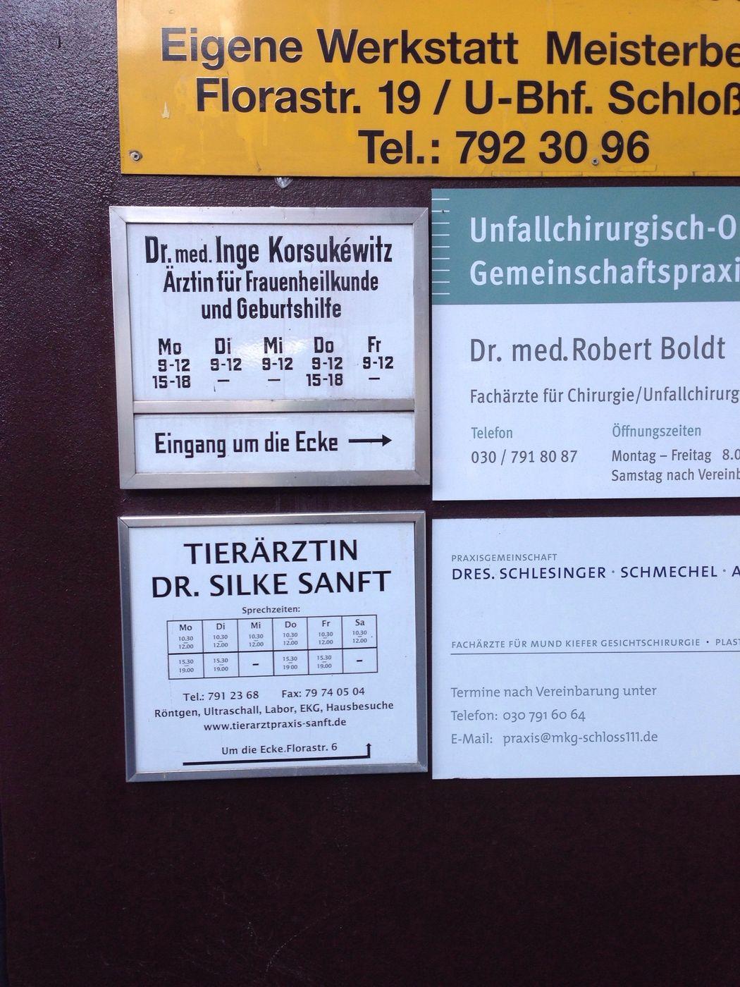 Sanft Tierarzt