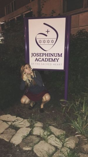 catholic highschool experience can fck u up Josephinum First Eyeem Photo