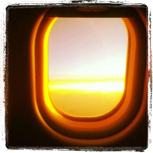 Window Airplane Emirates