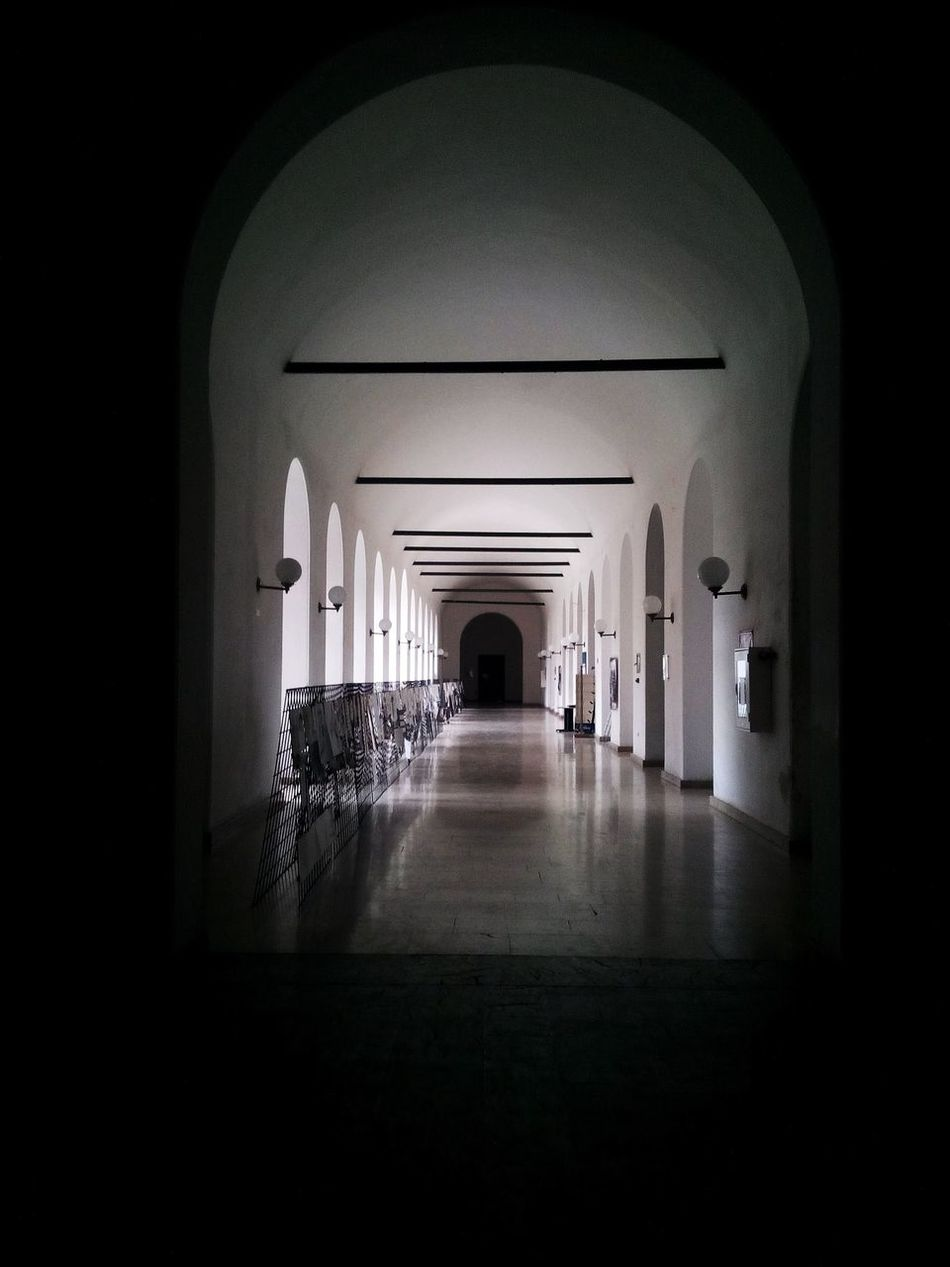 Historical Building Around Me Corridor Light And Shadow Taking Photos Taşkışla EyeEm Gallery Architecture Shadows & Lights
