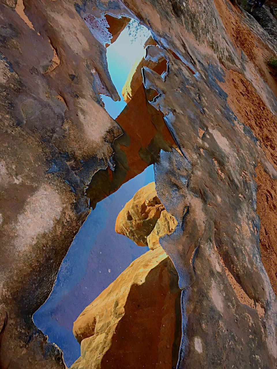 geology, rock formation, nature, rock - object, physical geography, no people, tranquility, day, outdoors, landscape, arid climate, beauty in nature, sky