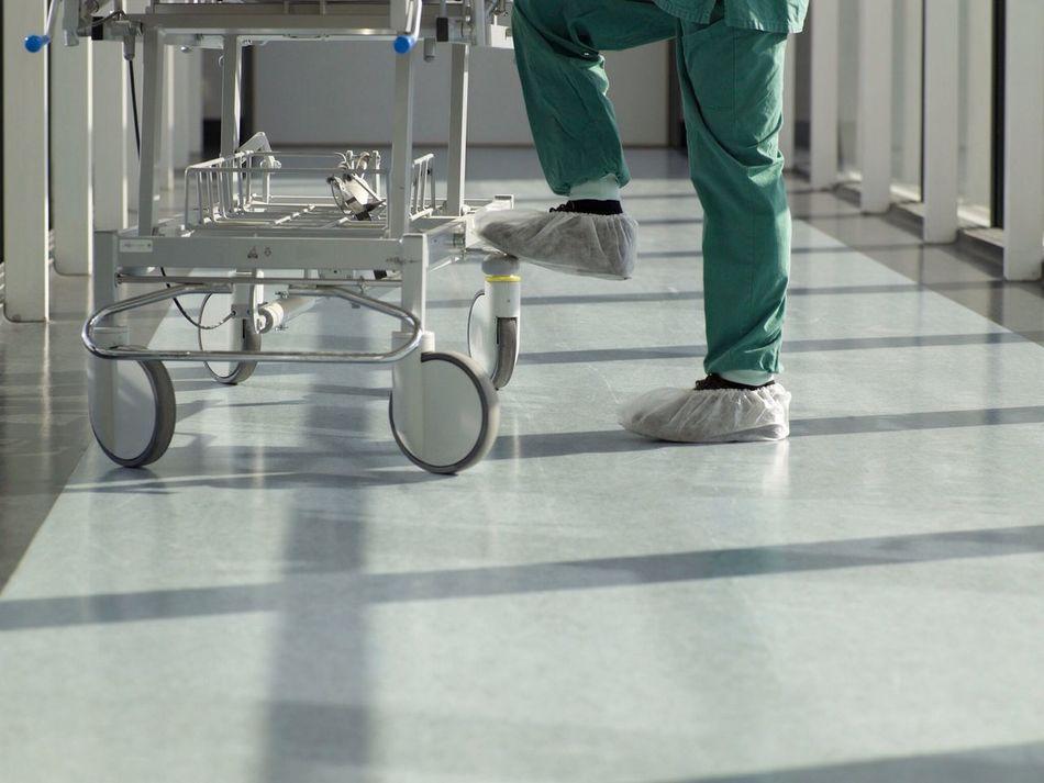 Beautiful stock photos of medical, Cart, Corridor, Day, Hospital