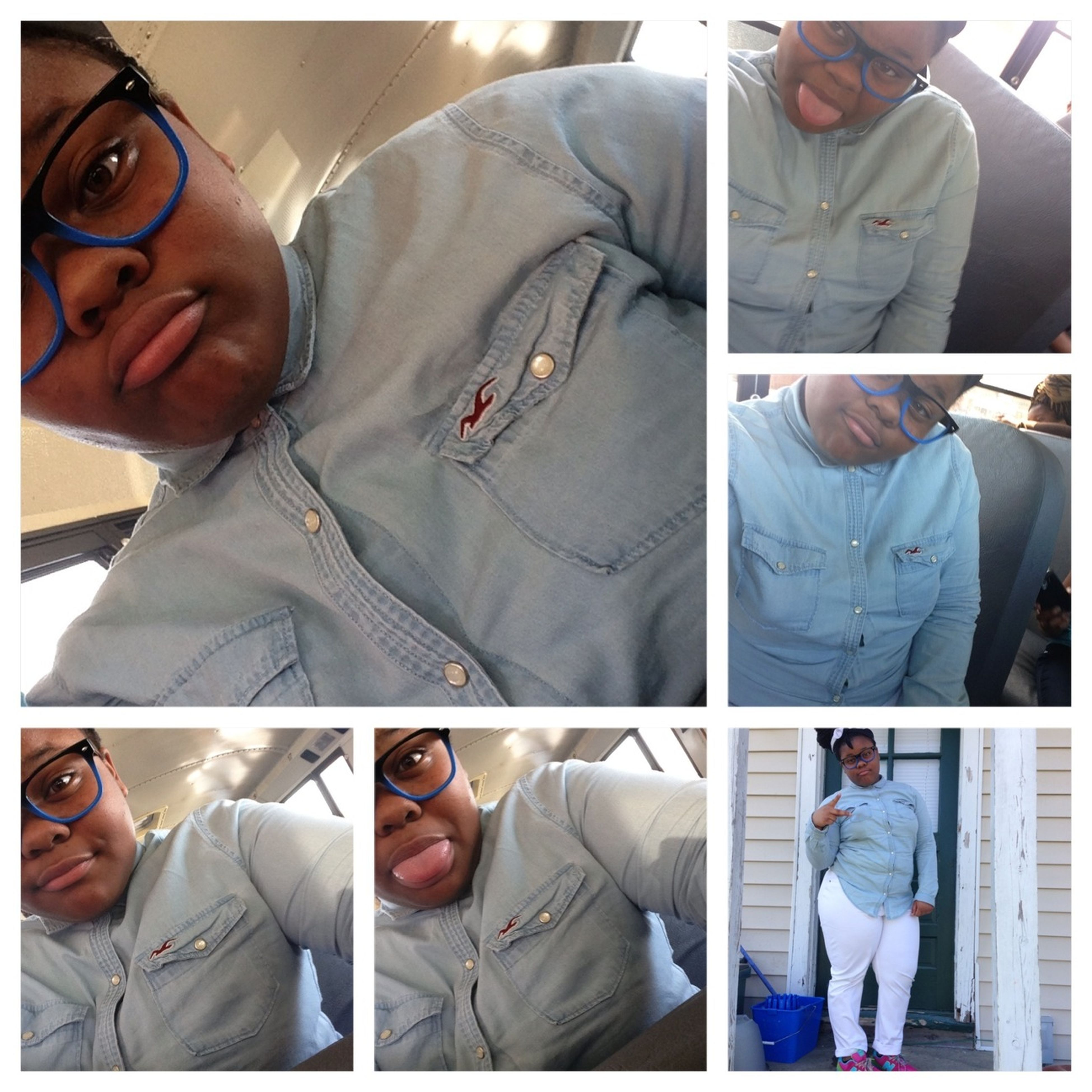 Yeah Thought I Was Cutee !