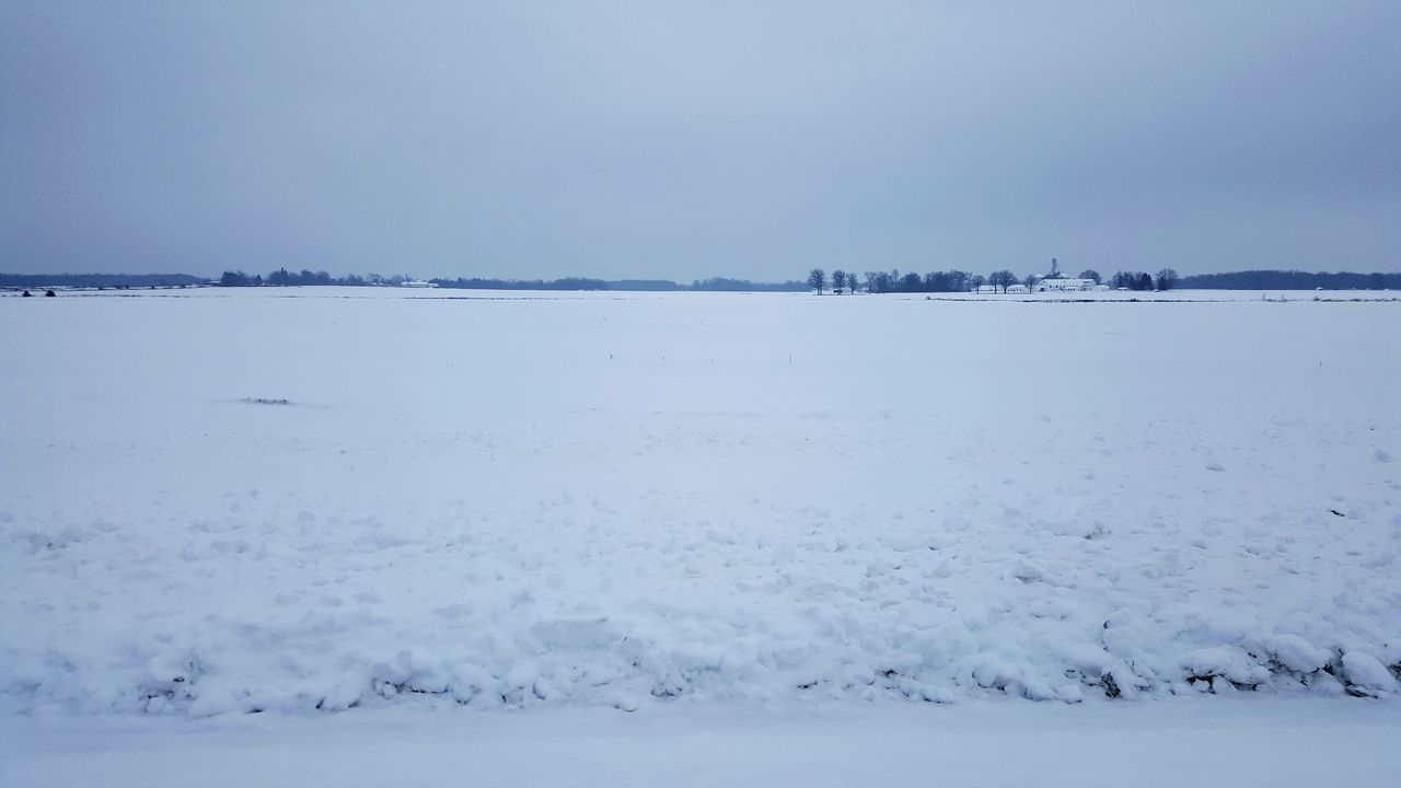 Cold Winter First Eyeem Photo