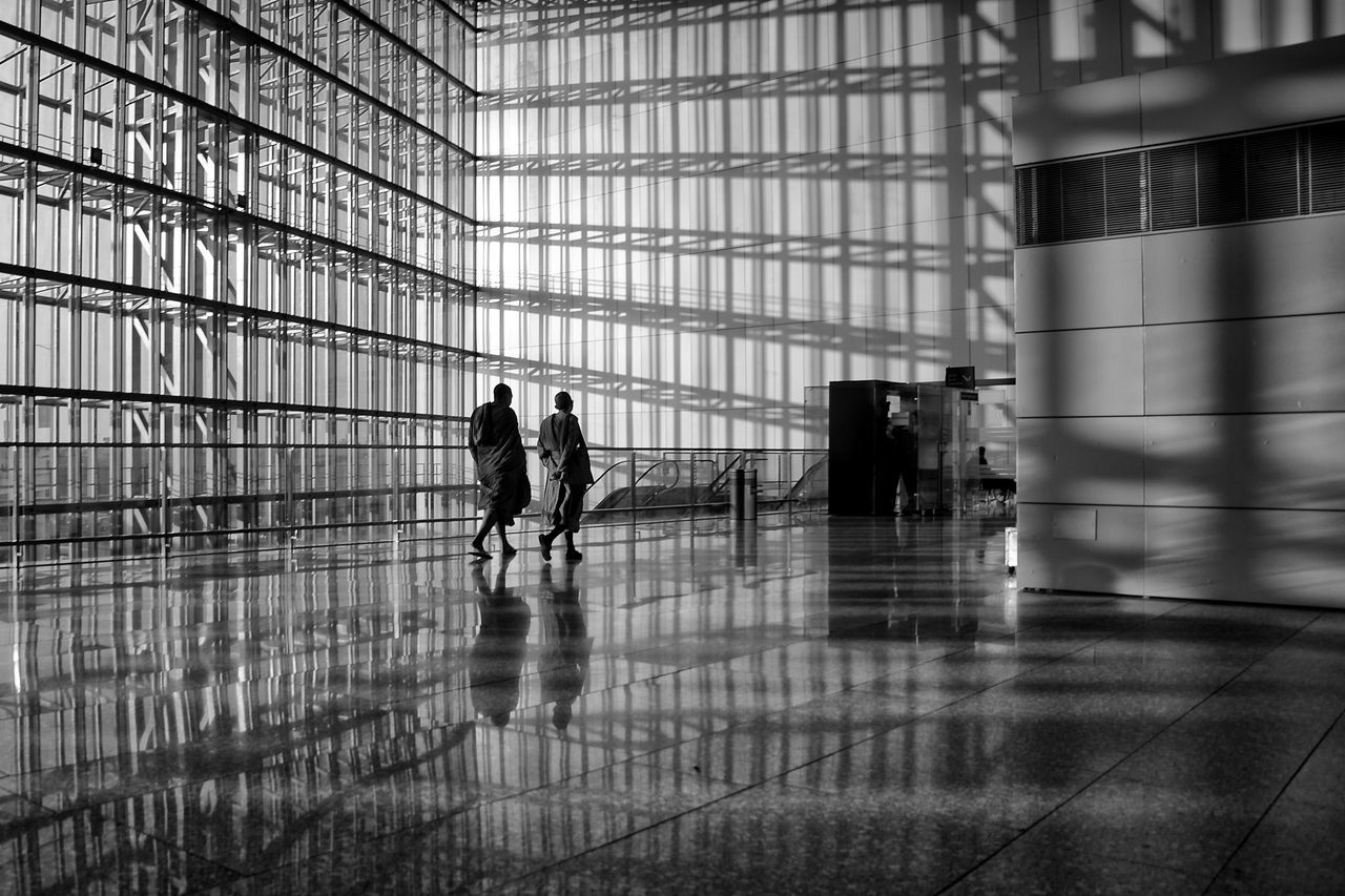 Beautiful stock photos of graphic art, airport, reflection, full length, travel