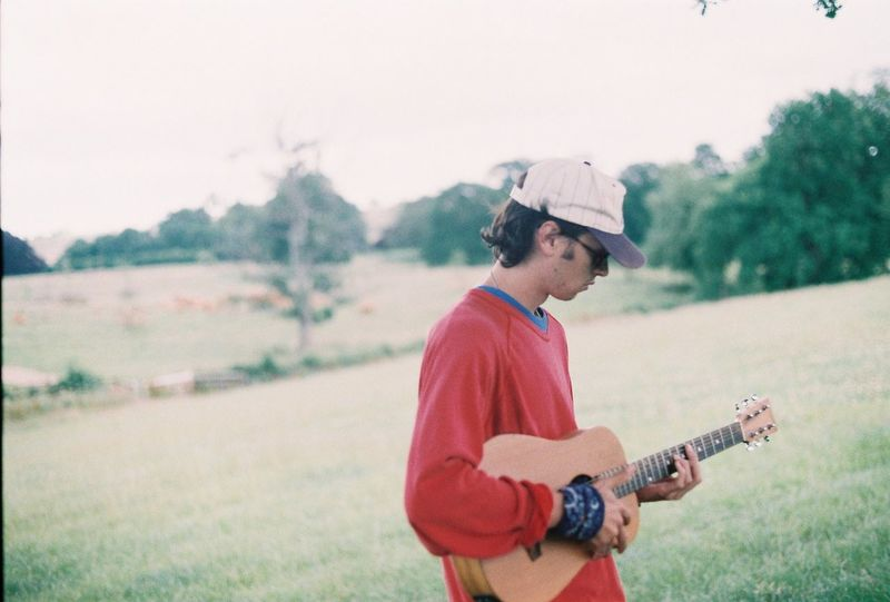 More music at a music festival Nikkormat FS (1965) Film Camera The Purist (no Edit, No Filter) Taking Photos Guitar Music Walking Around Portrait Live Music Filmisnotdead
