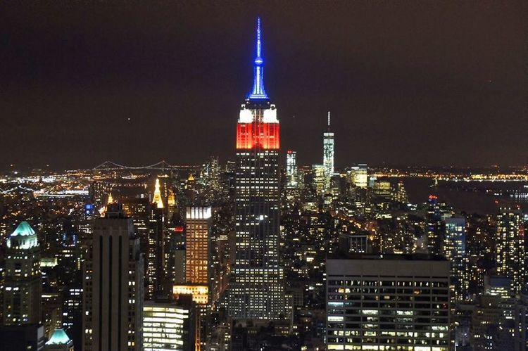 I Heart New York Empire State Building!!!