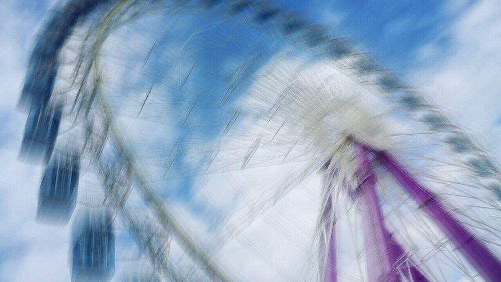 Tadaa Community Transportation Fair Crangerkirmes Local Fair Action Wheel Big Wheel Ferris Wheel