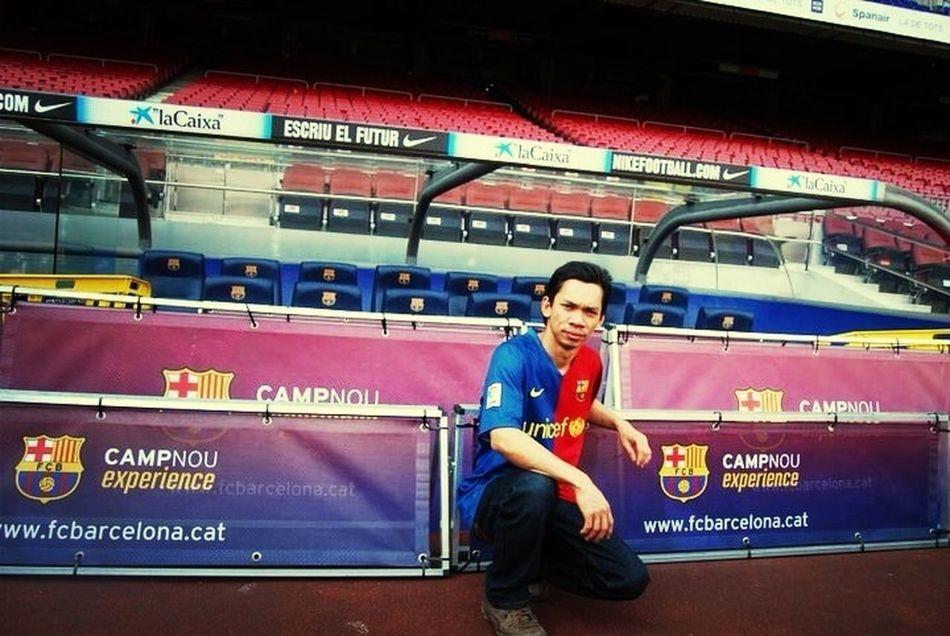 Camp Nou Tour