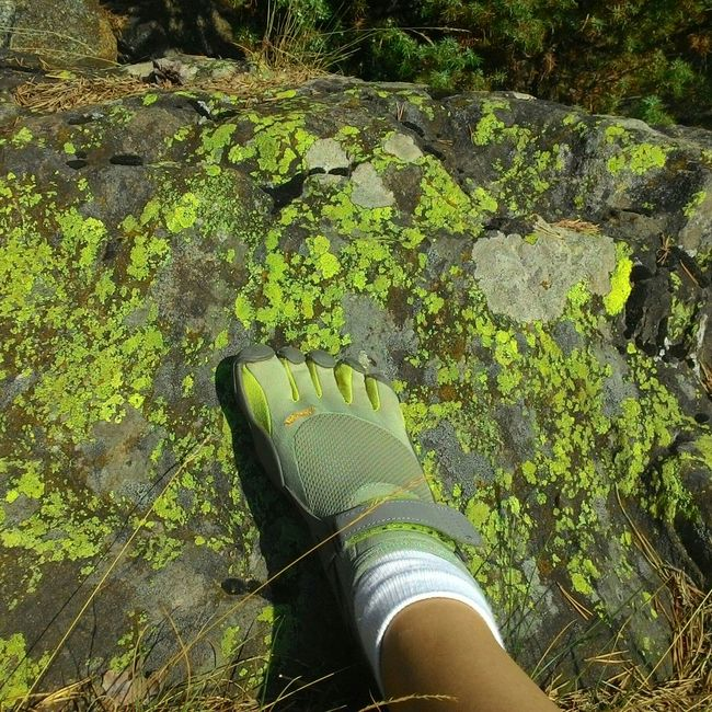 Mountain Trekking MontAvic Mimetism Fivefingers Rock Foot Mimeticfoot Barefoot Italy Valle D'aosta Feel The Journey