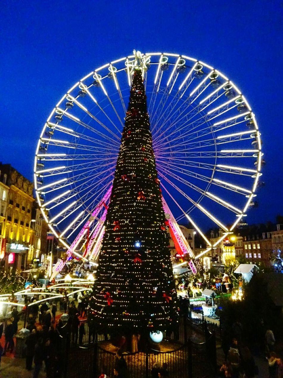 Lille christmas Market 2015 First Eyeem Photo Festive Season France