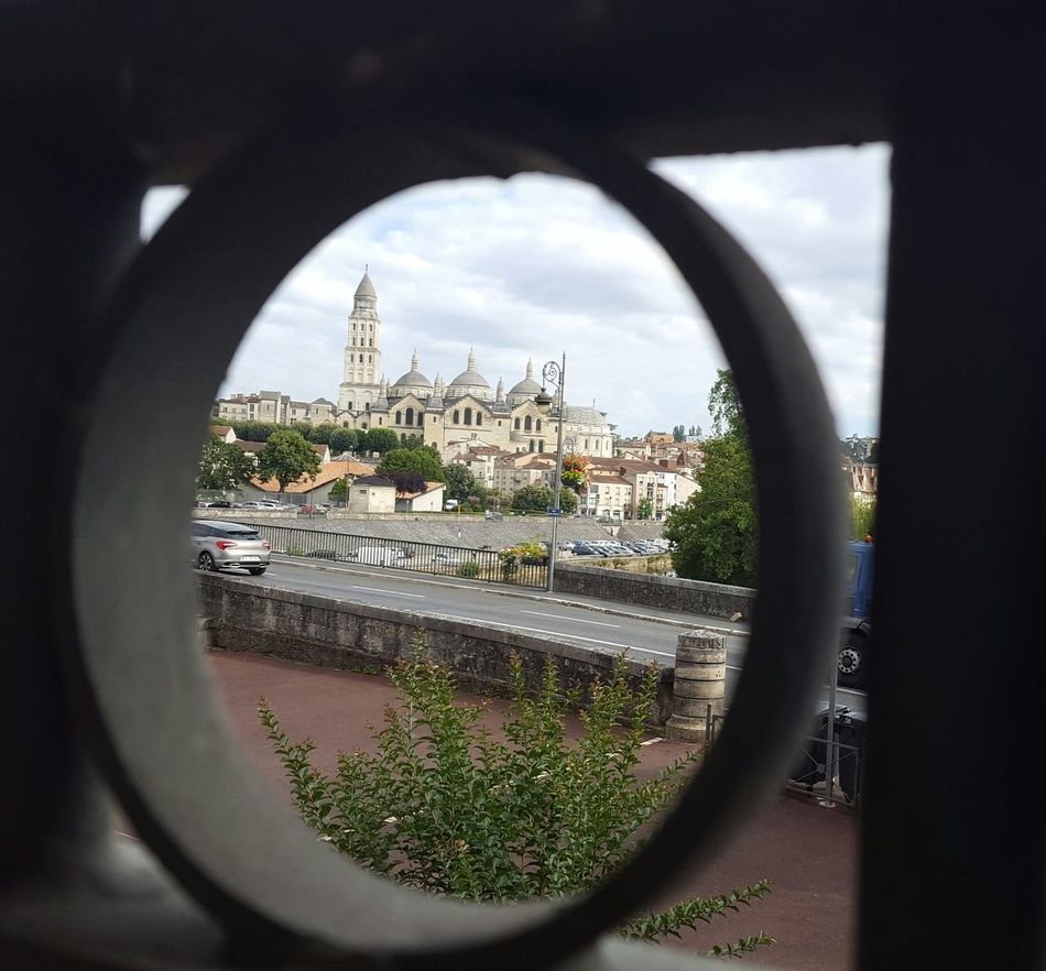 From My Point Of View View On Church Saint-front Périgueux Dordogne France Taking Photos Landscape Detail Part Of Hidden Gems  Perigord Check This Out Artistic Composition Townphotography Macrophotography Focus On Background