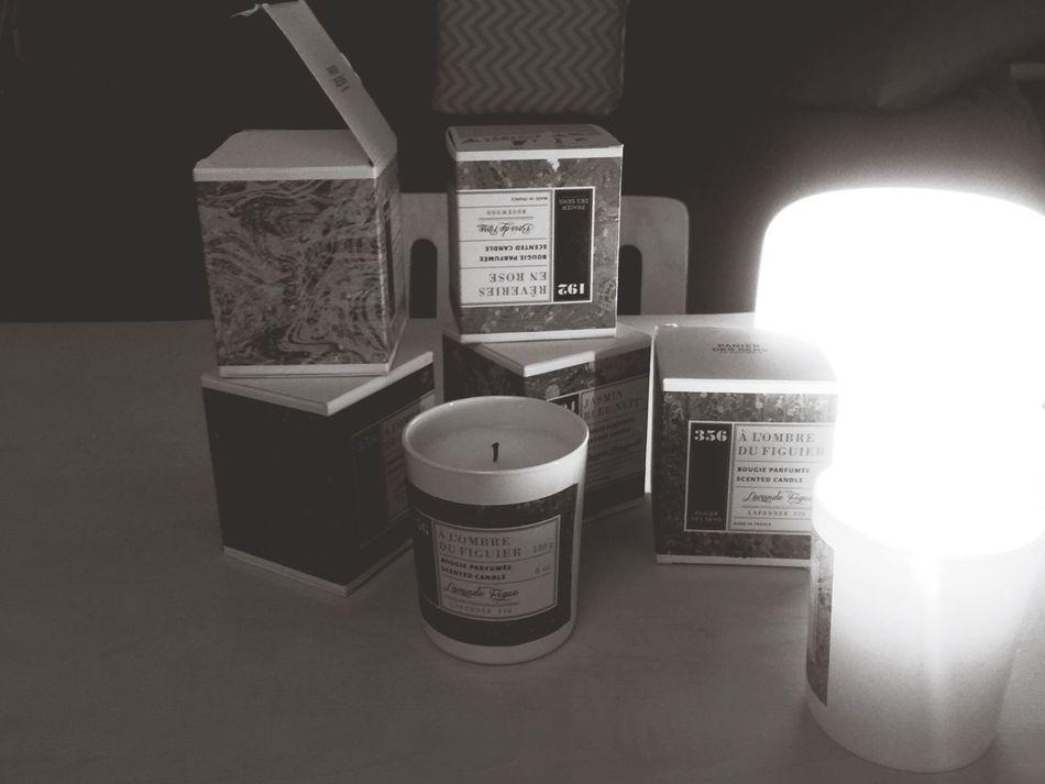 Good quality candles Panierdessens