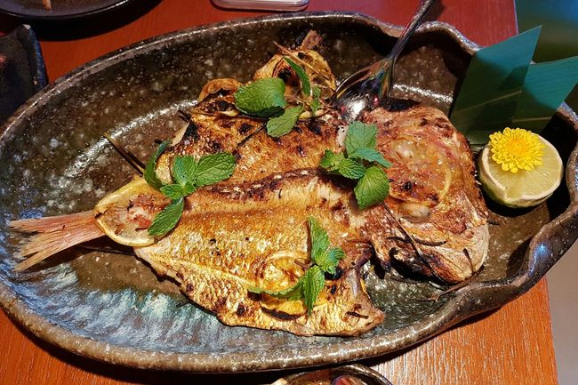 Fish Food And Drink Main Course Freshness Morrocan Food Morrocan_style Grilled Grill Grilled Fish Seafoods SEAF
