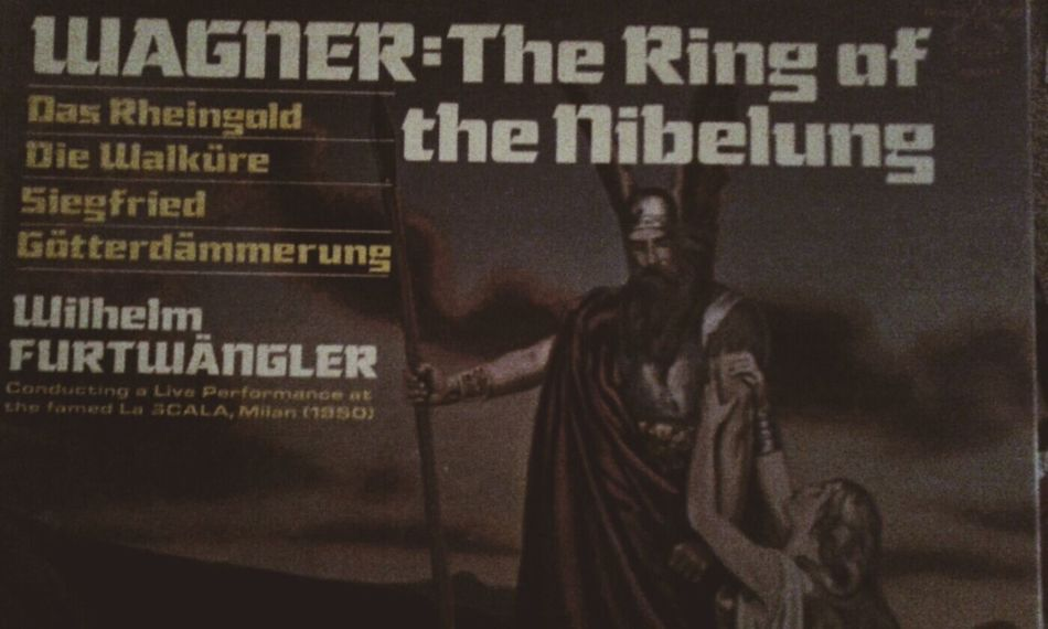 Taking Photos Check This Out OpenEdit Vynil Records Vynil Wagner Wagner Opera The Ring Series Record Enjoying Life Galaxy Ace Samsung Galaxy Camera Gift look what my mom gave me! Relaxing Wagner's Schenkelklopfer Nibelungen