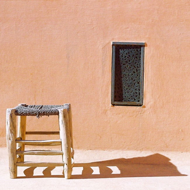 Absence Chair Empty Old-fashioned Pattern Shadow Textured  Wall Wall - Building Feature Market Bestsellers May 2016 Bestsellers