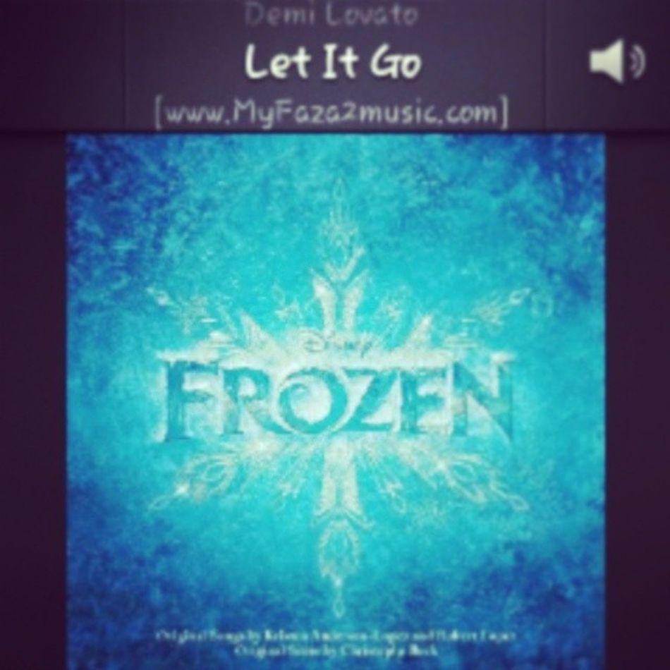 let it go, let it go ♡