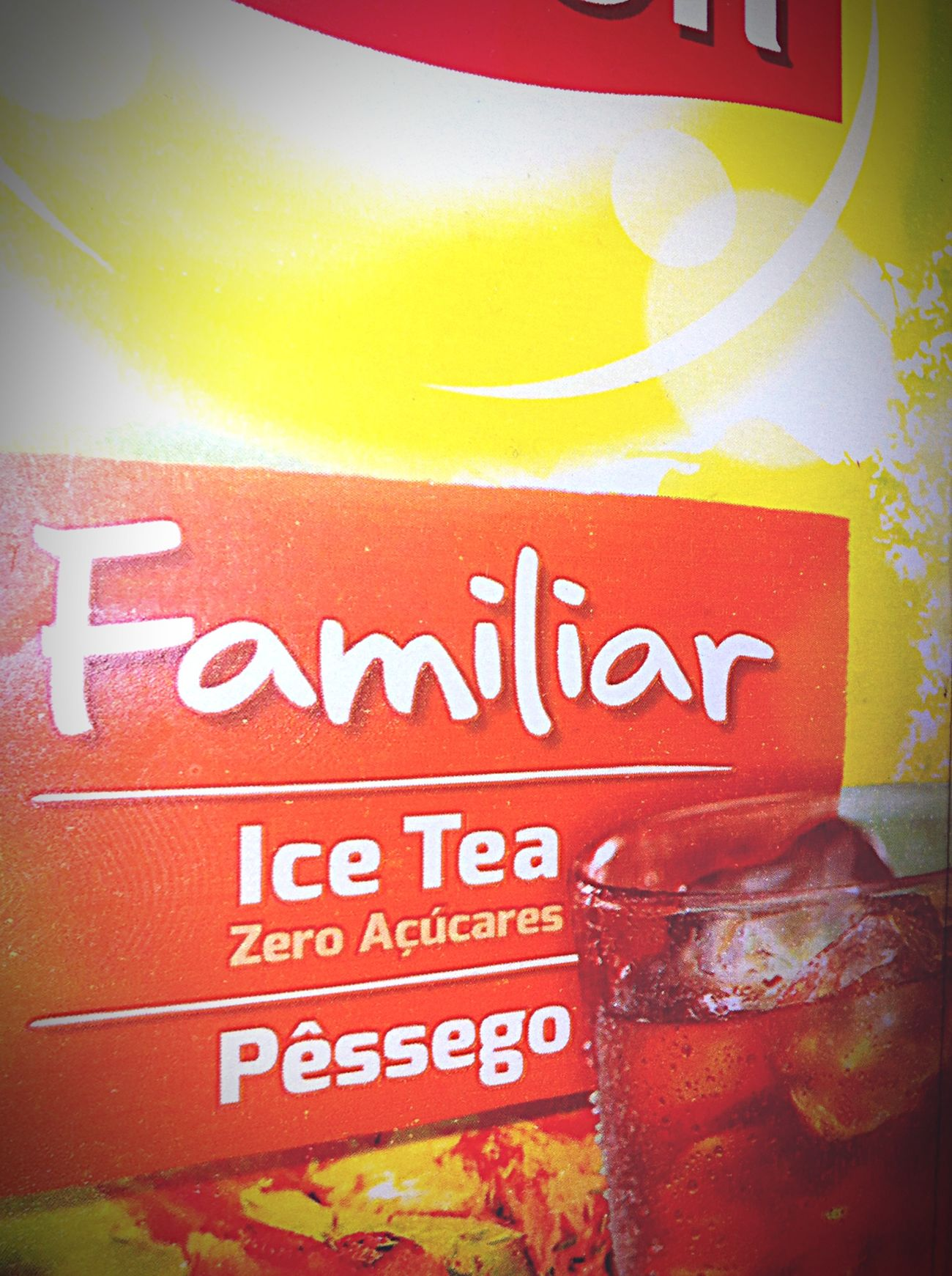 Lipton Iced Tea Pêssego Fresh