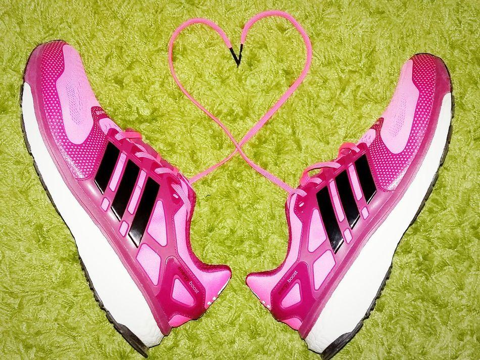 LOVE Running Adidas Boost Runner