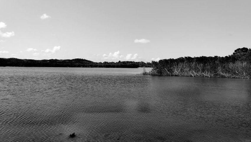 Blackandwhite No People Day Sky Landscape Beauty In Nature