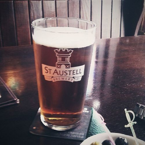 Пятница! Beer StAustell  Instabeer