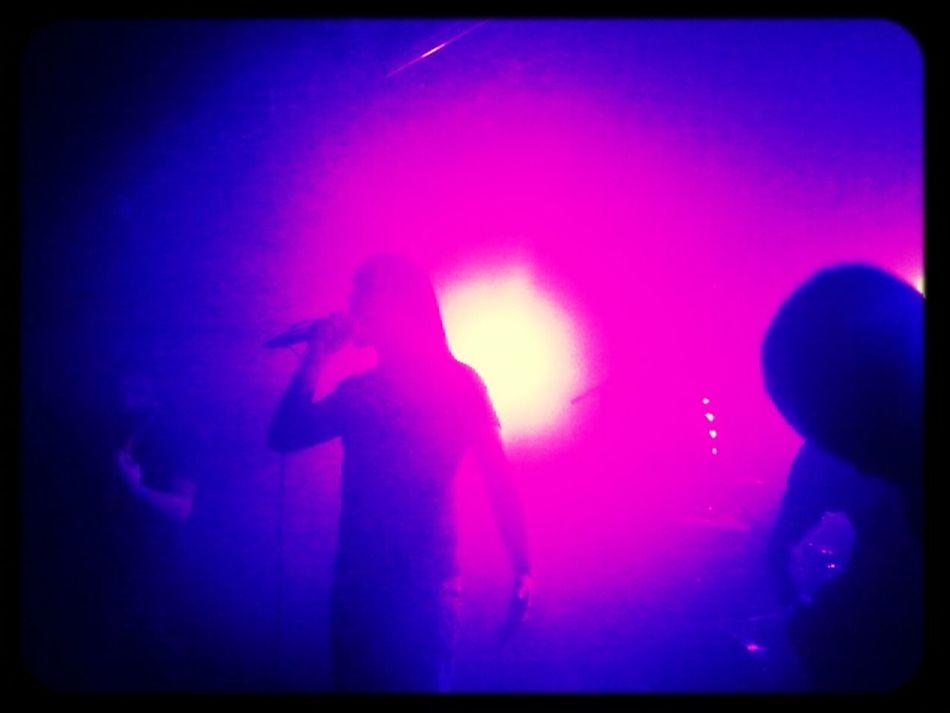 #Manimal - Live @ Glaz'Art (19/12/2012)