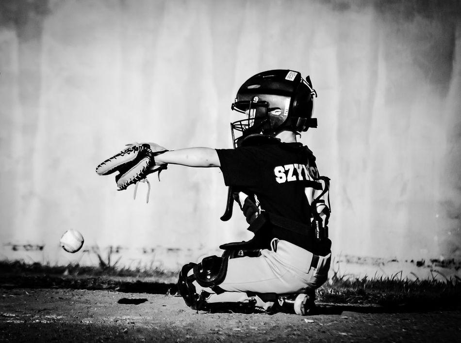 Beautiful stock photos of baseball, 6-7 Years, Baseball - Sport, Baseball Catcher, Baseball Diamond