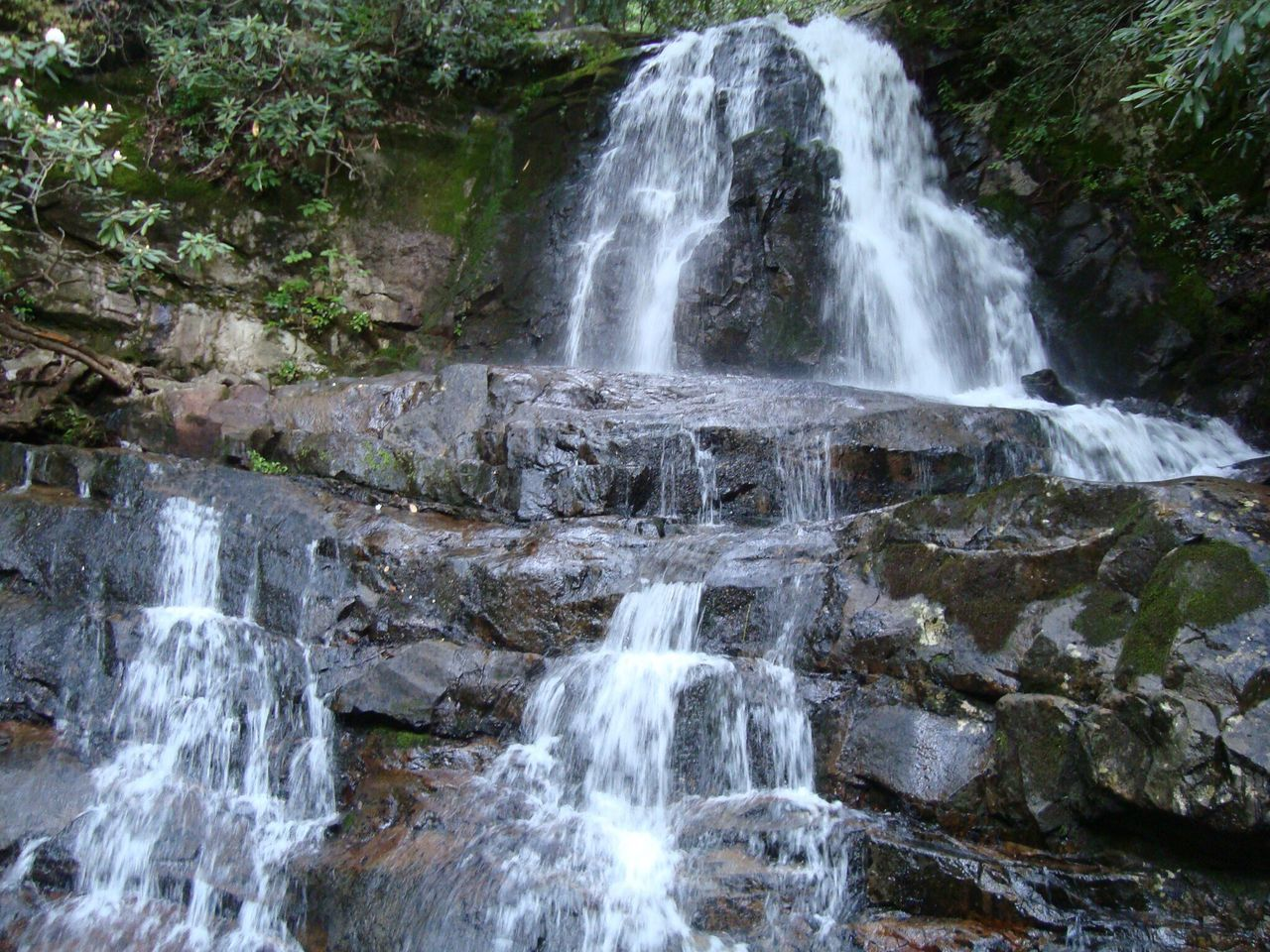 Tenessee Tenessee Scenery Smoky Mountains Cascade Water Nature Travel Destinations Travel Tourism Backgrounds Outdoors Tranquil Scene Natural Beauty Beautiful Nature Background Scenics Stone Stones & Water Stones