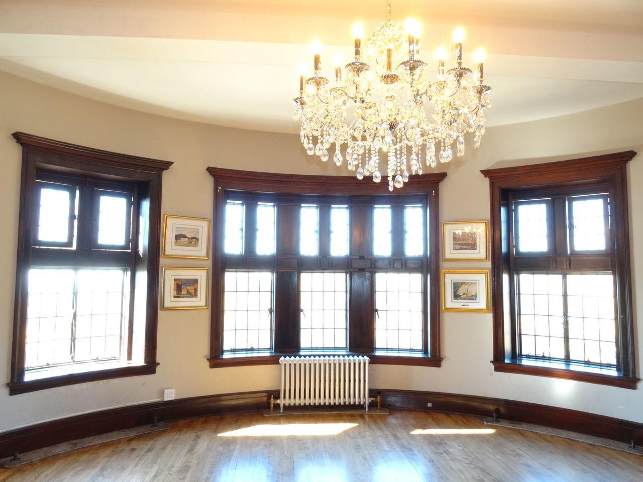 window, indoors, lighting equipment, illuminated, no people, architecture, day