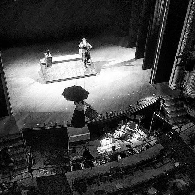 """""""Goodbye Bert! Look after them for me."""" Marypoppins Theatre"""