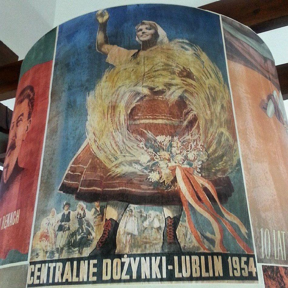 Dożynki Communist Communism Kozlowka lubelskie poland Zamoyski traveler traveling travelling tourist tourism travel europe
