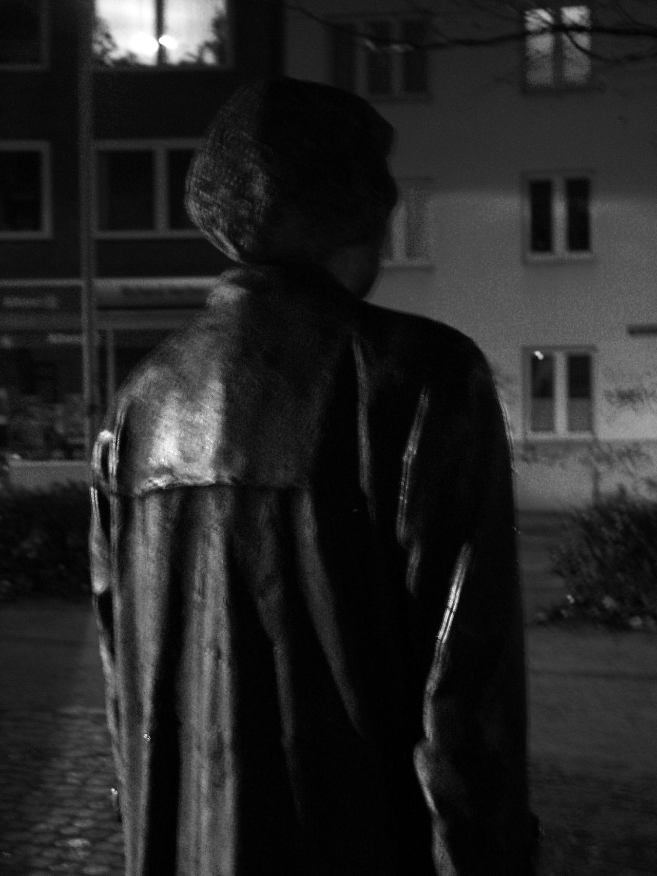 Sculpture Street Art Suermondtplatz Klaus Schmetz Aachen Germany