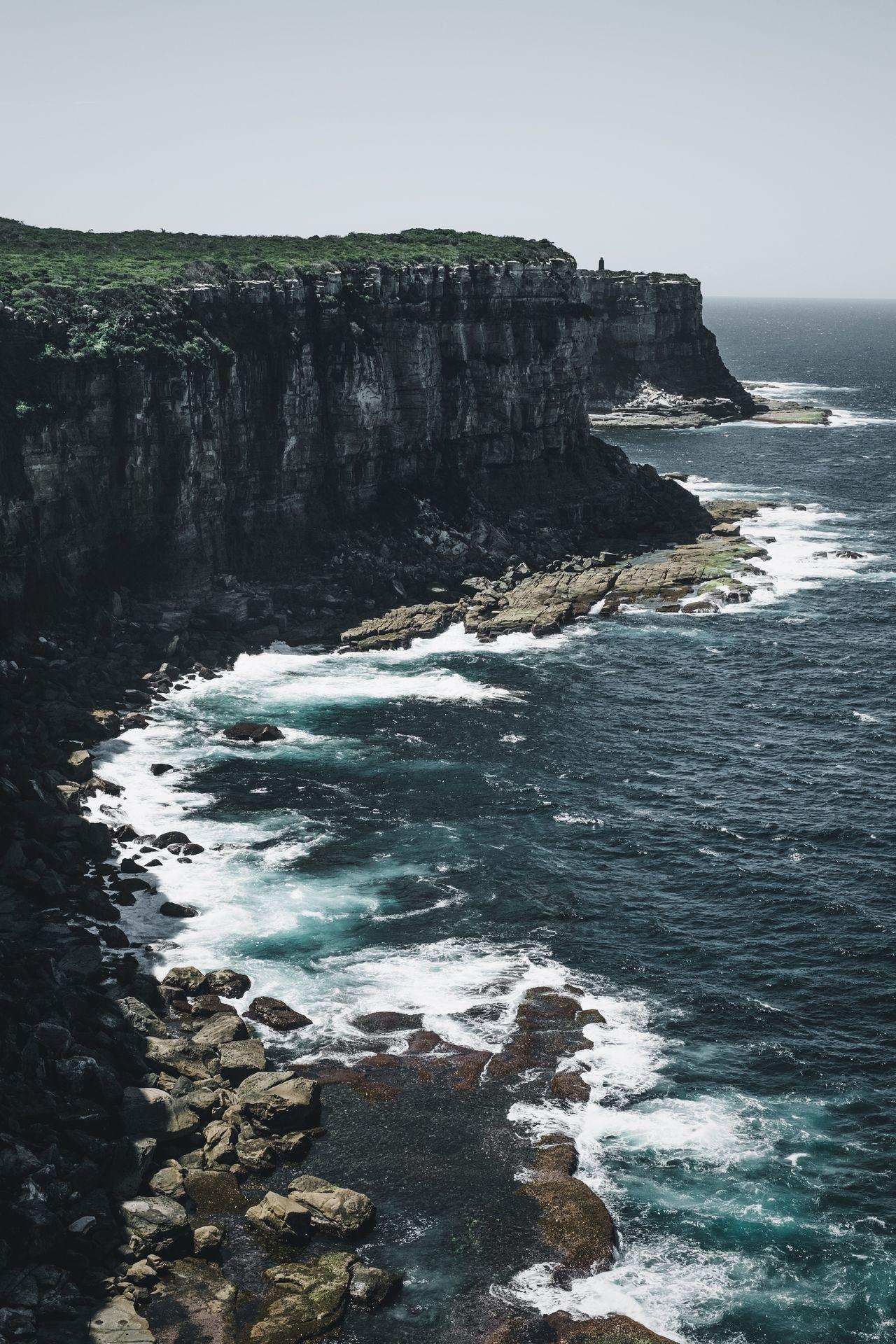 Edge Of The World North Head, Australia Cliffs Ocean View