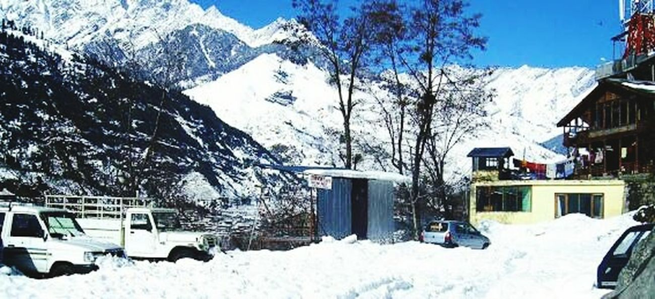 Manali cold place india Internationaldragrace Followback Followtofollow