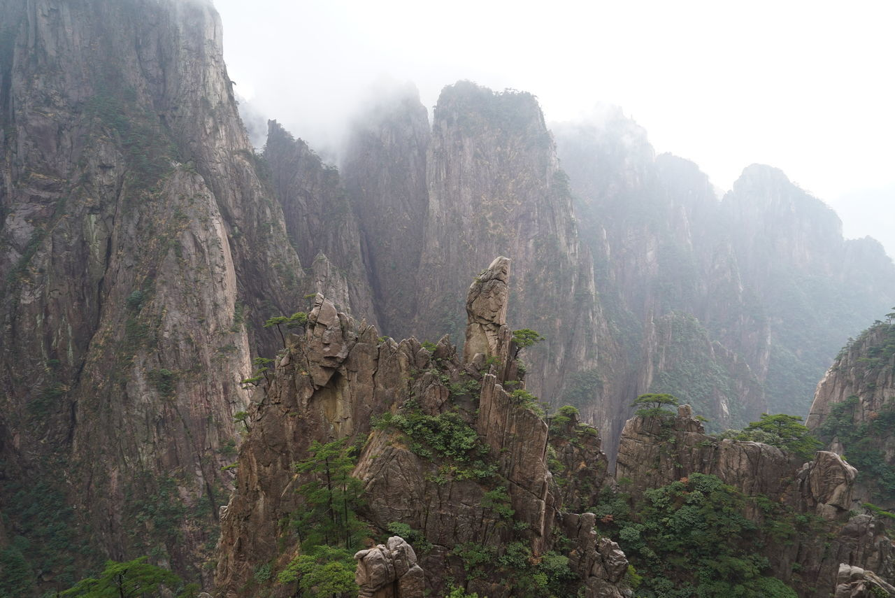 Beautiful stock photos of china, Beauty In Nature, China, Cliff, Day