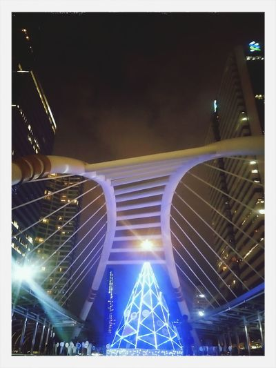 Satron Bridge Bangkok