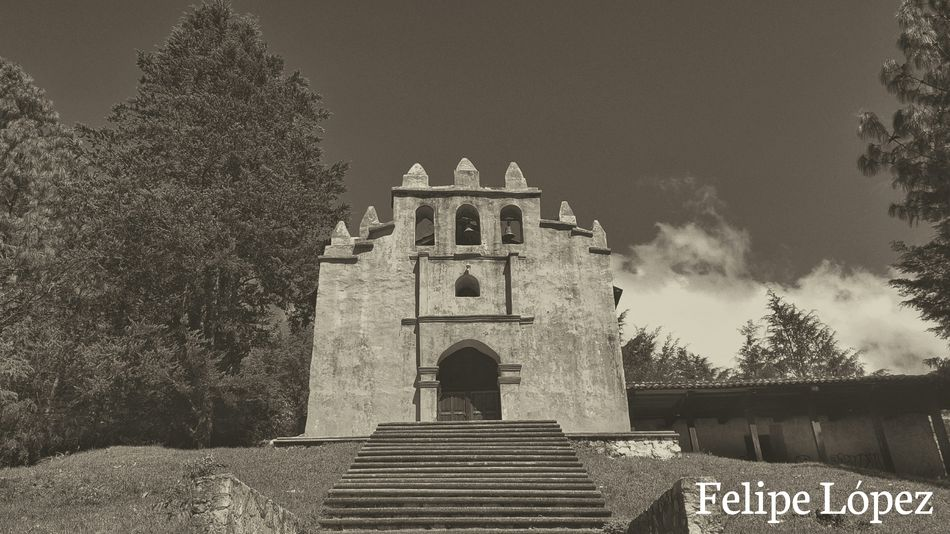 El Calvario Oxchuc Chiapas Mexico Chiapasmexico In The Moment First Eyeem Photo History Day Relax Calm Paisajes Oscuro Architecture