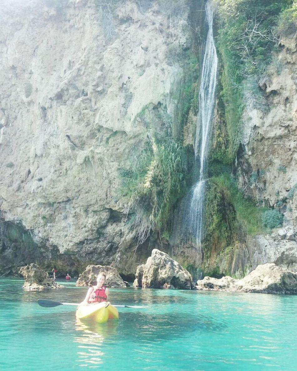Nerja Pacaya Spain♥ Andalucía Beautiful Nature Sea Cascata