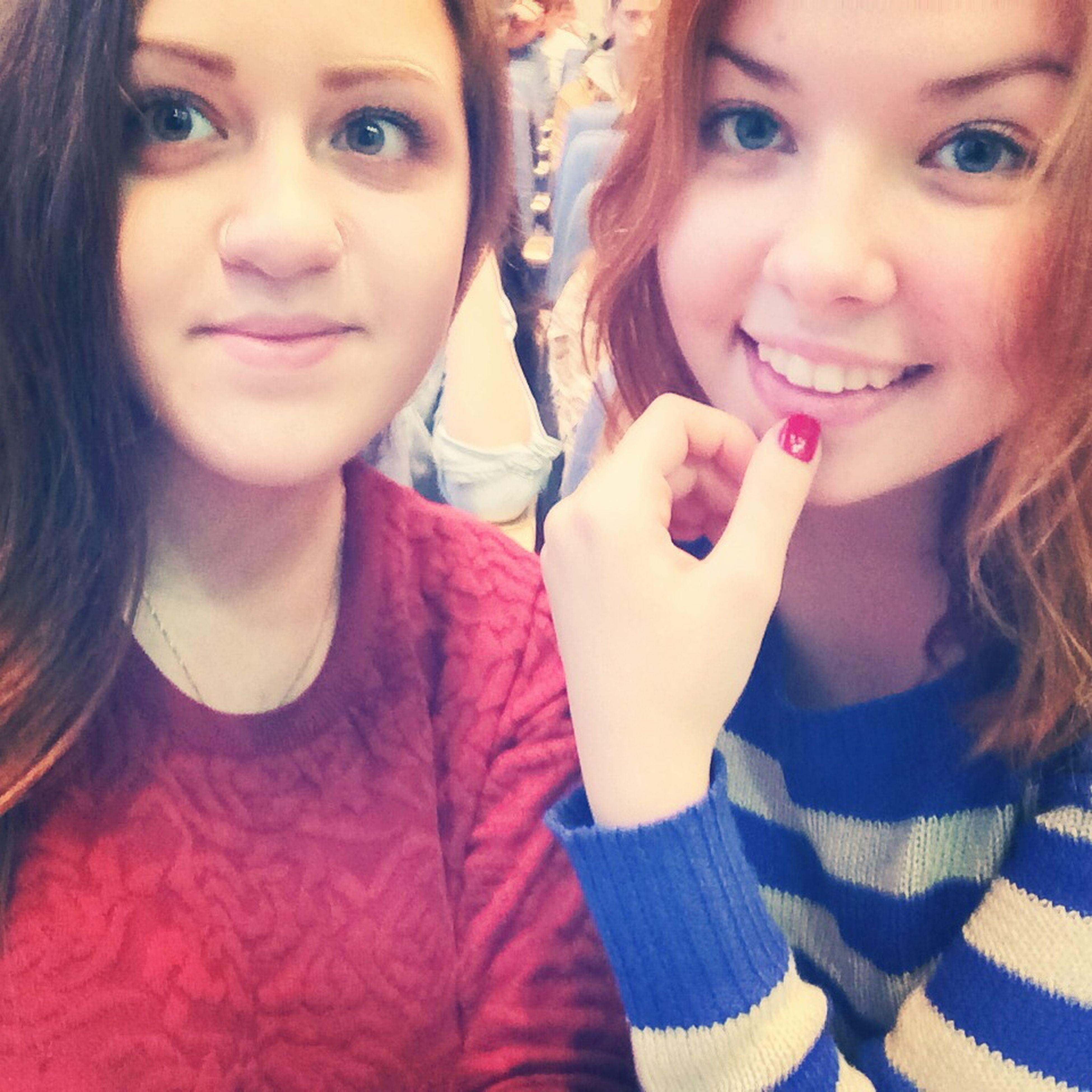 ?? Eyes Smile :) Friendship Best Friends.? No.! Sisters <3