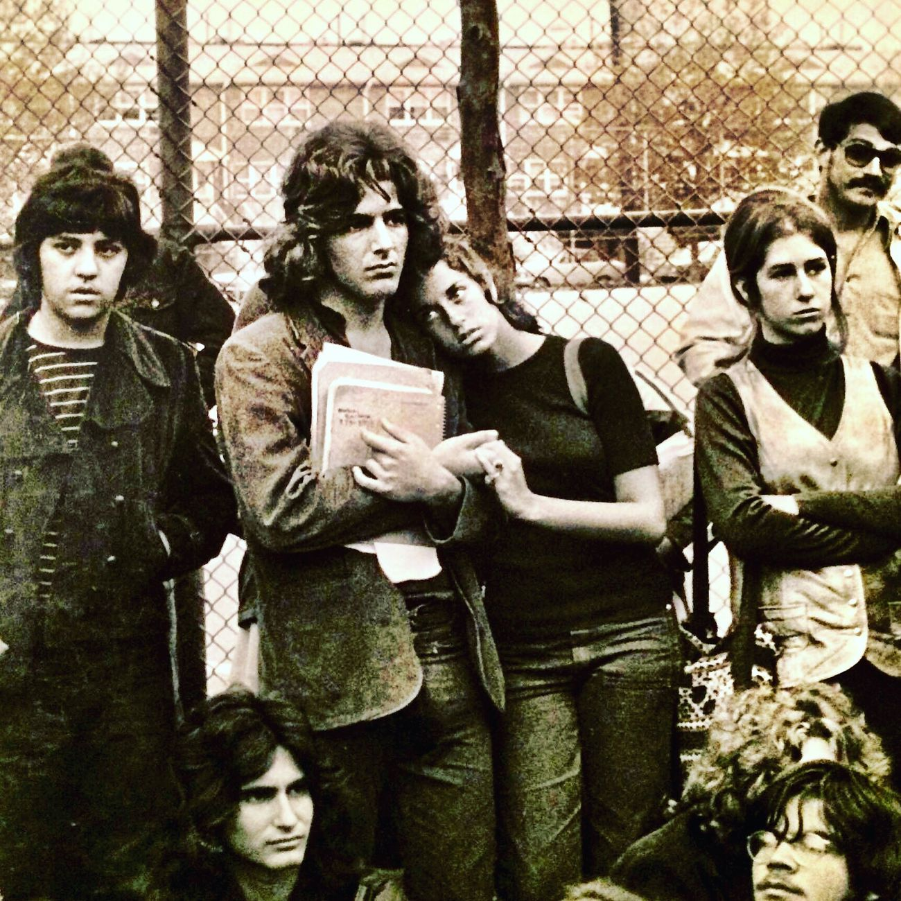 One of my back in the day pics. Lafayette HS circa 69-70