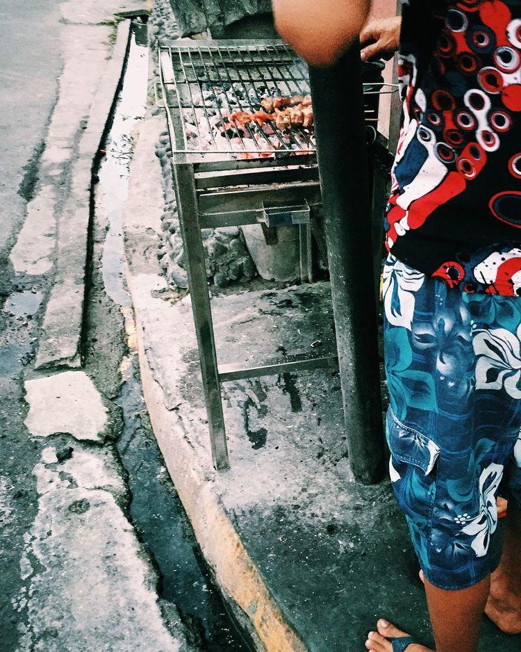 BBQ. 🔥 Streetphotography Street Streetfood StreetFoods StreetFoodPH Streetfoodfestival Street Food Ihawihaw Inihaw Onlyinthephilippines Asian  Asian Culture
