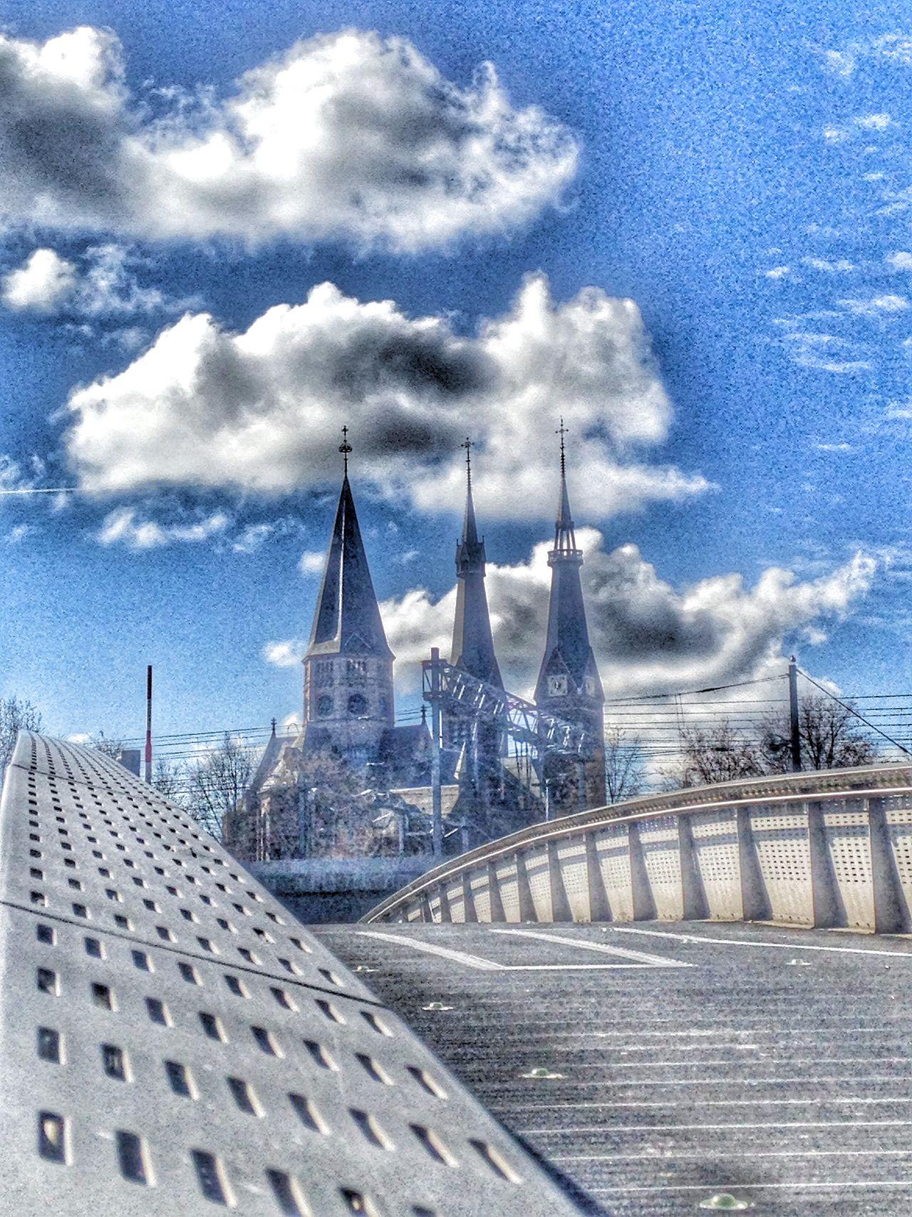 Posthoornkerk Church Posthoornkerk Amsterdam Amsterdamcity Amsterdam City Cloud - Sky Built Structure