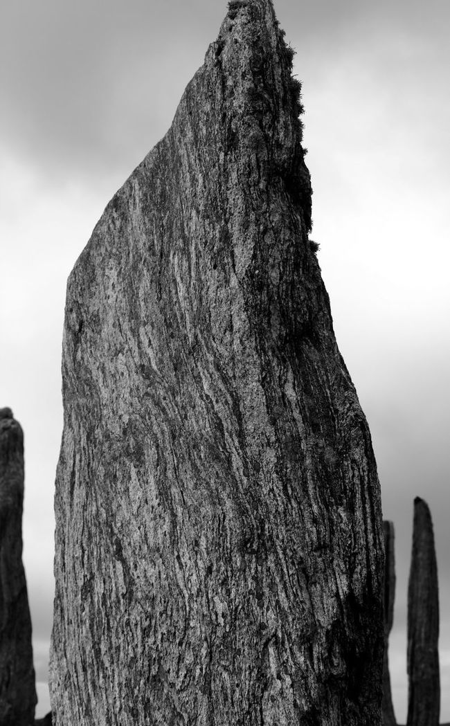The Struggle of History Beauty In Nature Blackandwhite Heritage Site History Scotland Scotlandsbeauty Standing Stones Stone Stones