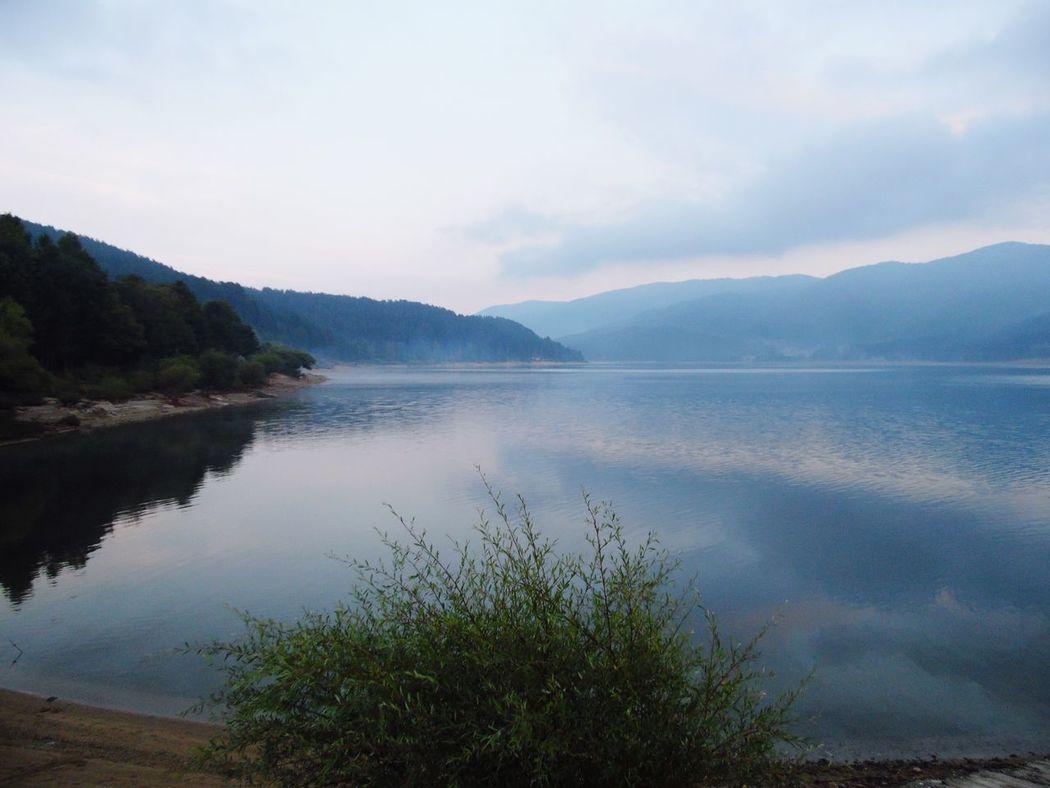 Lake Relaxing Summerinitaly Calabria Sila Mountain Reflex Samsung WB1100F SamsungSmartCamera