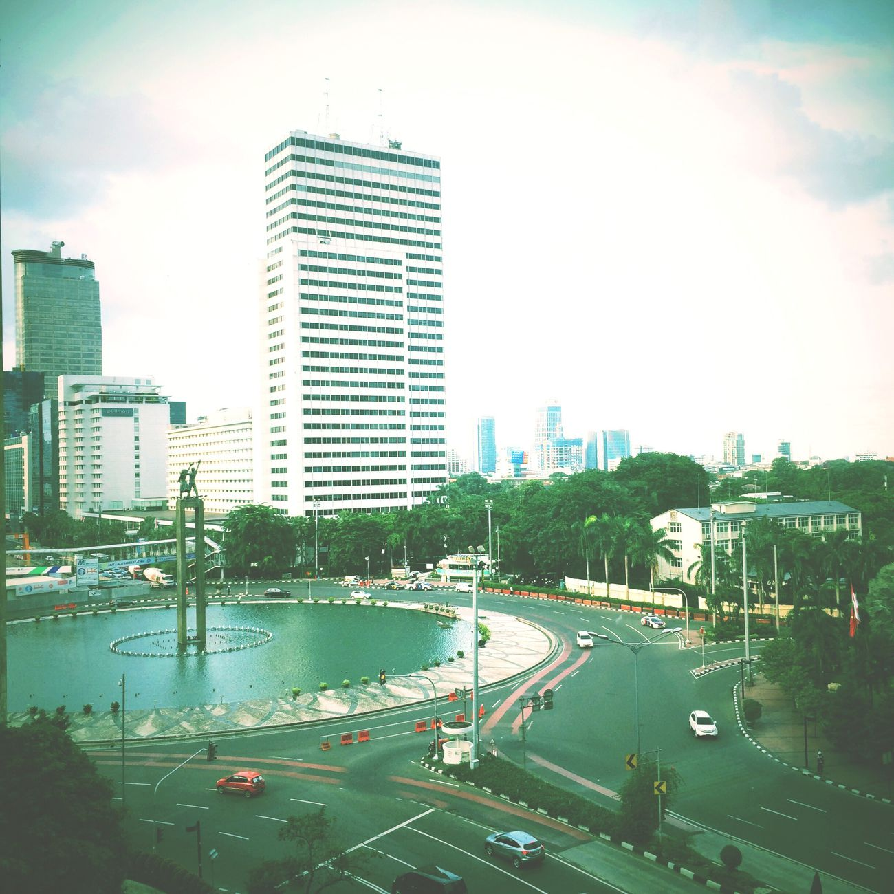 Hi! Jakarta Indonesia Taking Photos