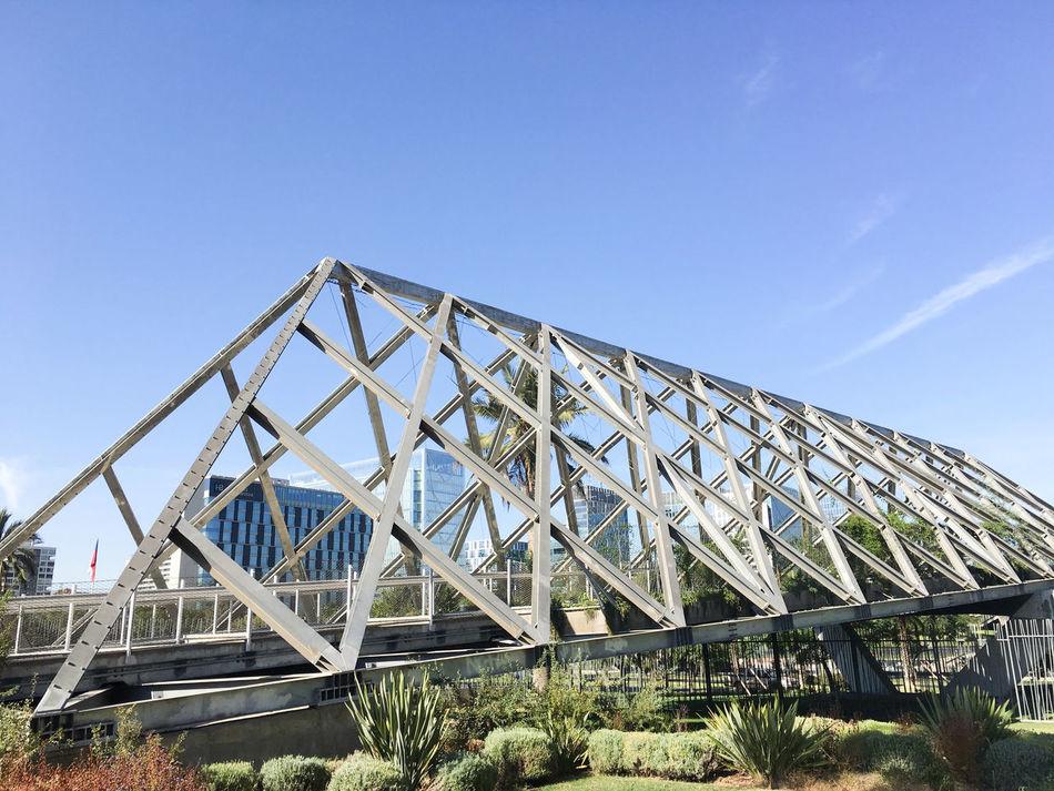Beautiful stock photos of architektur, Architecture, Bridge - Man Made Structure, Built Structure, Chile