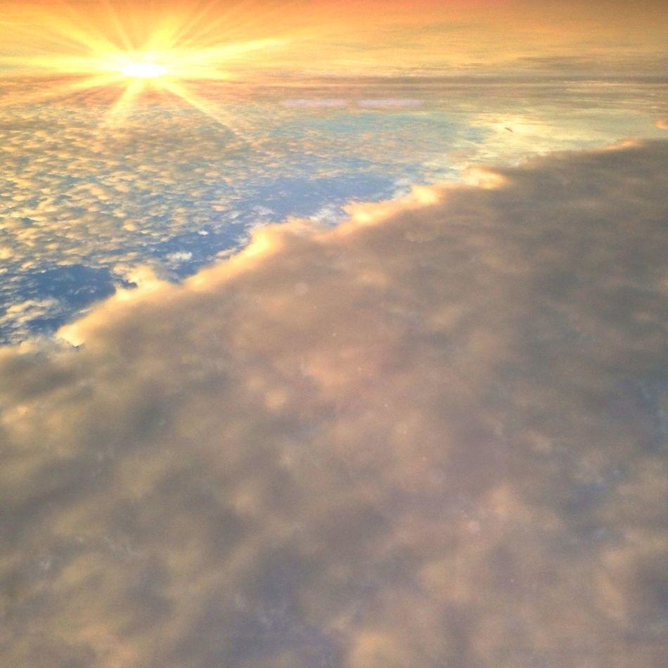 Sunrise Sunrise HDR Sky VividHDR