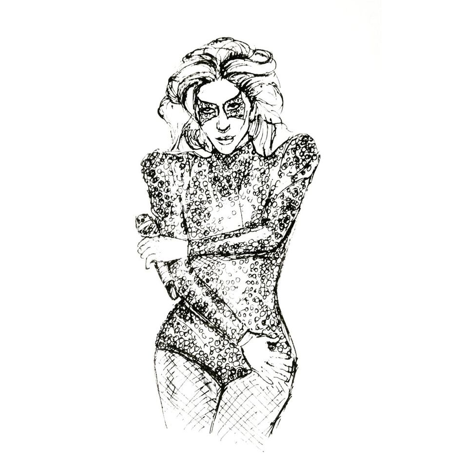 New post after a long time, hope you will like it.😃 Graphics Ladygaga Quicksketch Art Drawing Sketchbook Illustration MyArt Picture Pen Drawing ArtWork Fashion